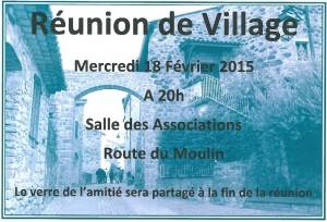 Réunion 18.02.2015