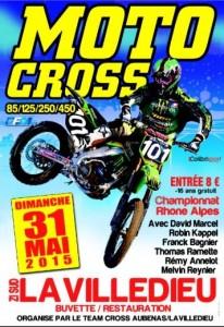 Cross 31 mai 2015